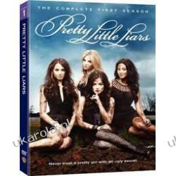 Pretty Little Liars - Season 1 [DVD] Słodkie kłamstewka