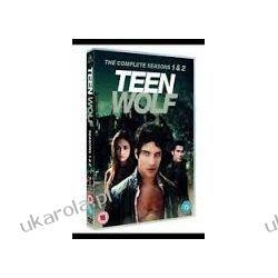 Teen Wolf - Season 1-2 [DVD] Młody Wilkołak
