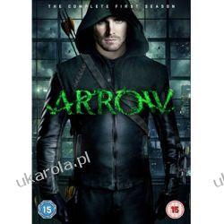 Arrow - Season 1 [DVD] Umundurowanie