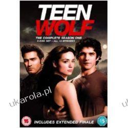 Teen Wolf - Season 1 [DVD] Pozostałe