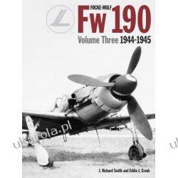 Focke Wulf FW190 1944-45: Vol 3 Historyczne