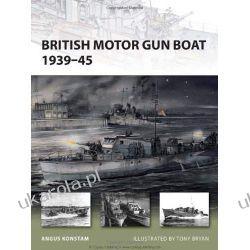 British Motor Gun Boat 1939-45 (New Vanguard) Zagraniczne