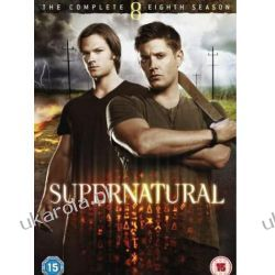 Supernatural - Season 8 Complete [DVD] Pozostałe