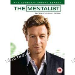 The Mentalist - Season 4 [DVD] [2012] Kalendarze ścienne