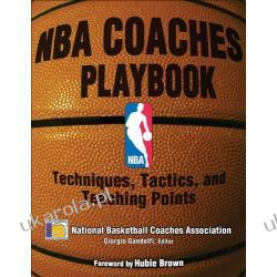 NBA Coaches' Playbook Kalendarze ścienne