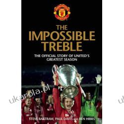 The Impossible Treble: The Official Story of United's Greatest Season Kalendarze ścienne