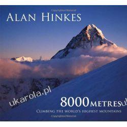 8000m: Climbing the World's Highest Mountains: All 14 Summits Samochody
