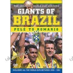 Giants Of Brazil [DVD] Pozostałe