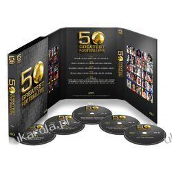 Football's Greatest - 50 Greatest Footballers [DVD] Zagraniczne