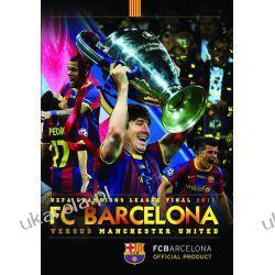 UEFA Champions League Final 2011 FC Barcelona 3 Manchester United 1 [DVD] Samochody