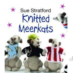 Knitted Meerkats Kalendarze ścienne