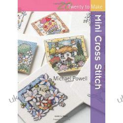Mini Cross Stitch  Kalendarze ścienne