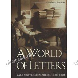 A World of Letters: Yale University Press, 1908-2008 Kalendarze ścienne