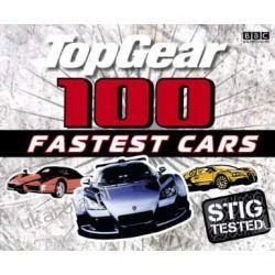 Top Gear: 100 Fastest Cars Kalendarze ścienne
