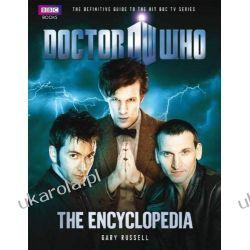 Doctor Who Encyclopedia (New Edition) Szydełkowanie i robótki na drutach