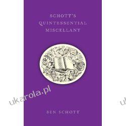 Schott's Quintessential Miscellany Pozostałe