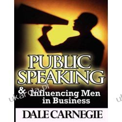 Public Speaking & Influencing Men in Business Pozostałe