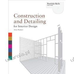 Construction and Detailing for Interior Design (Portfolio Skills) Pozostałe