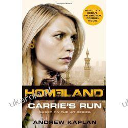 Homeland: Carrie's Run Ścieżki Carrie Kalendarze ścienne