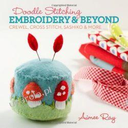Doodle Stitching: Embroidery & Beyond Kalendarze ścienne