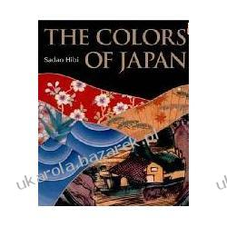 The Colors of Japan: Background, Characteristics and Creation Sadao Hibi Kalendarze ścienne