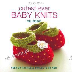 Cutest Ever Baby Knits Kalendarze ścienne