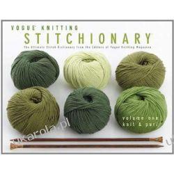 Knit & Purl (Vogue Knitting Stitchionary) Pozostałe
