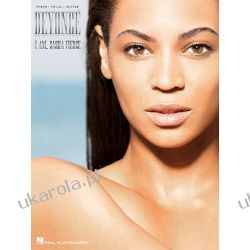 Beyonce I Am ... Sasha Fierce Piano Vocal Guitar Book Pozostałe