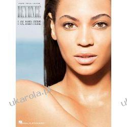 Beyonce I Am ... Sasha Fierce Piano Vocal Guitar Book