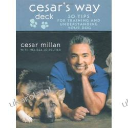 Cesar's Way Deck: 50 Tips for Training and Understanding Your Dog Kalendarze ścienne