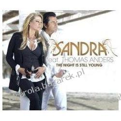 The Night Is Still Young Single Sandra, Thomas Anders Płyty kompaktowe