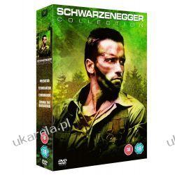 Arnold Schwarzenegger Boxset (Terminator/Commando/Predator/Conan the Barbarian) [DVD] Kalendarze ścienne