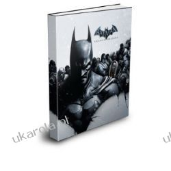 Batman: Arkham Origins Limited Edition Strategy Guide (Brady Games) [Special Edition] Kalendarze ścienne