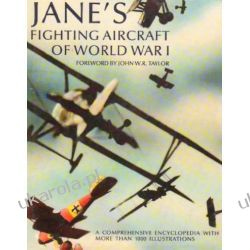 Jane's Fighting Aircraft of World War I Kalendarze ścienne