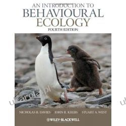An Introduction to Behavioural Ecology 4th Edition Pozostałe
