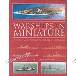 Warships in Miniature Kalendarze ścienne