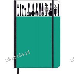 Notatnik SoftTouch Notebook Office 16x22 Cuisine