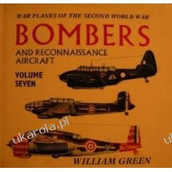 Warplanes of the Second World War: Bombers & Reconnaissance Aircraft 7