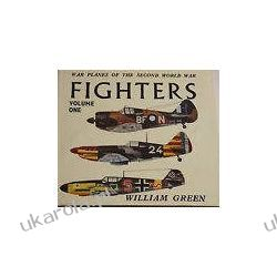 Warplanes of the Second World War Fighters Vol 1 Macdonald William Green Lotnictwo