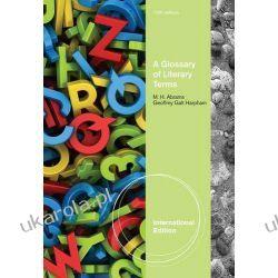 A Glossary of Literary Terms Pozostałe