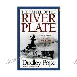 The Battle of the River Plate: The Hunt for the German Pocket Battleship Graf Spree Dudley Pope Kalendarze ścienne