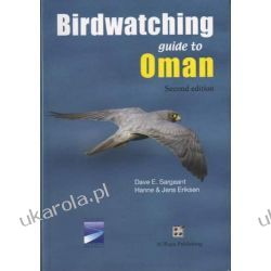 Birdwatching Guide to Oman Zagraniczne
