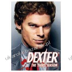 Dexter: The Complete Third Season Sezon III Michael C. Hall Lotnictwo