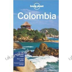 Lonely Planet Colombia (Travel Guide)  Sztuka, malarstwo i rzeźba