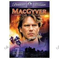 MacGyver The Complete Final Season Seventh Sezon VII Mac Gyver Kalendarze ścienne
