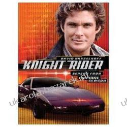 Knight Rider Season Four nieustraszony sezon IV Pozostałe