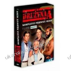 Drużyna A Sezon I The A-Team season one 7DVD