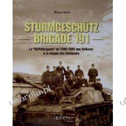 Sturmgeschütz-Brigade 191 Kalendarze ścienne