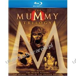Mummy Trilogy (The Mummy | The Mummy Returns | The Mummy: Tomb of the Dragon Emperor) [Blu-ray]