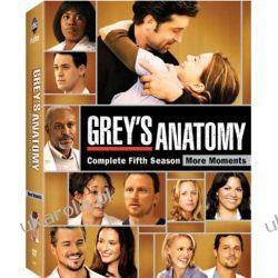 Grey's Anatomy: The Complete Fifth Season Sztuka, malarstwo i rzeźba